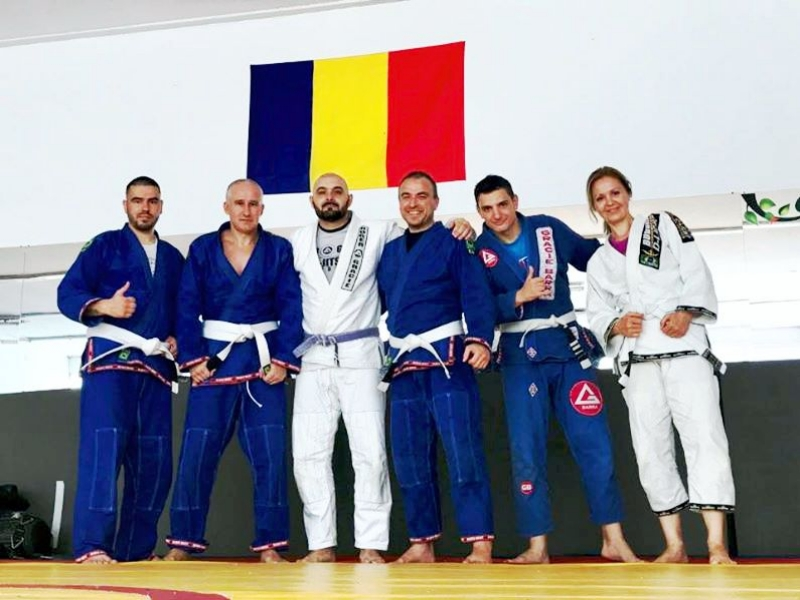 Jiu Jitsu connecting people